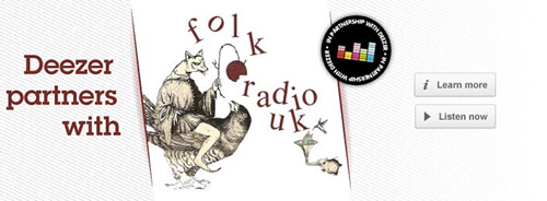Listen to Folk Radio UK on Deezer and Find Out More